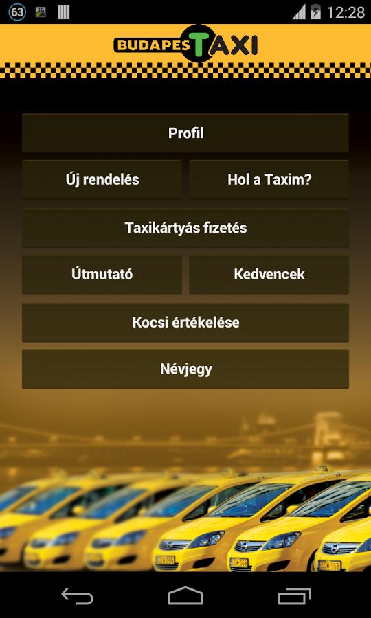 Bemutatjuk a taxispiac legújabb okostelefonos megoldását