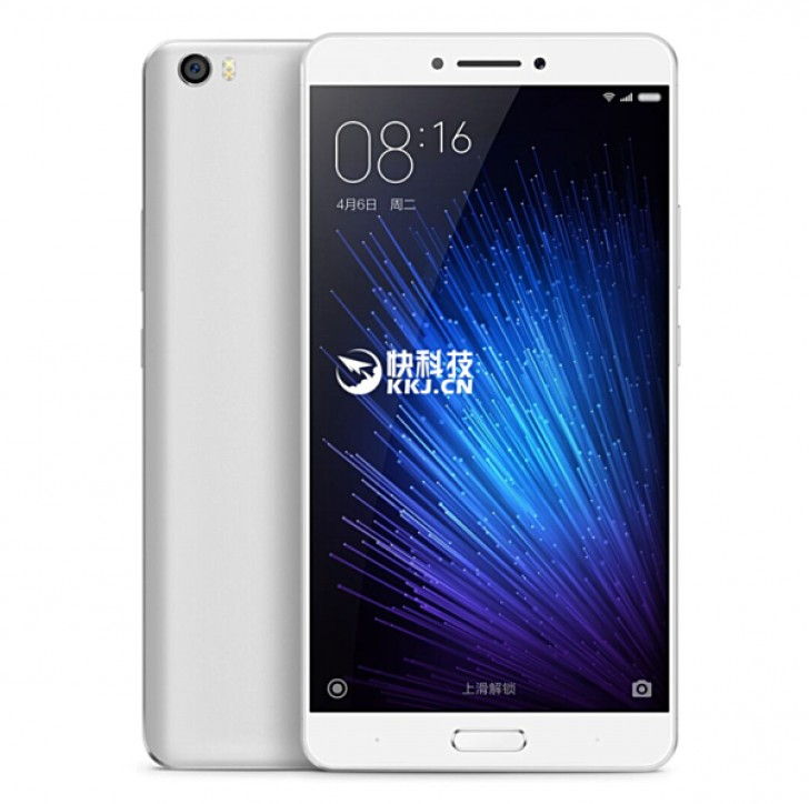 Így néz ki az óriás Xiaomi Max