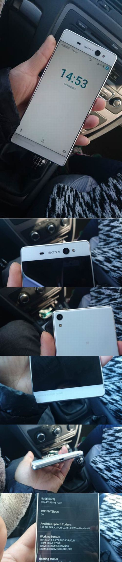 Hat collal érkezik a Sony Xperia C6