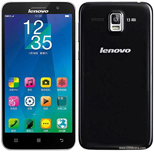 Lenovo A8 A806 Single Sim 5.0