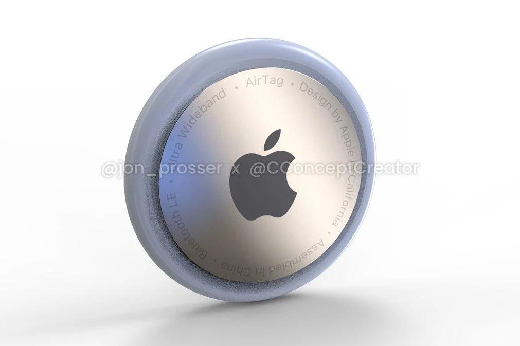 Apple AirTag: két méretben jön