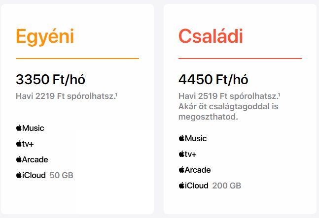 Apple One, megéri előfizetni?