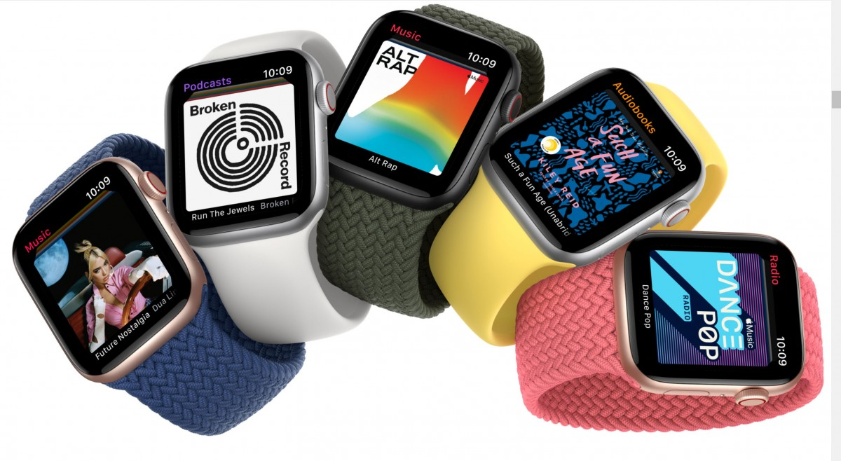 Túlhevülhet az Apple Watch SE