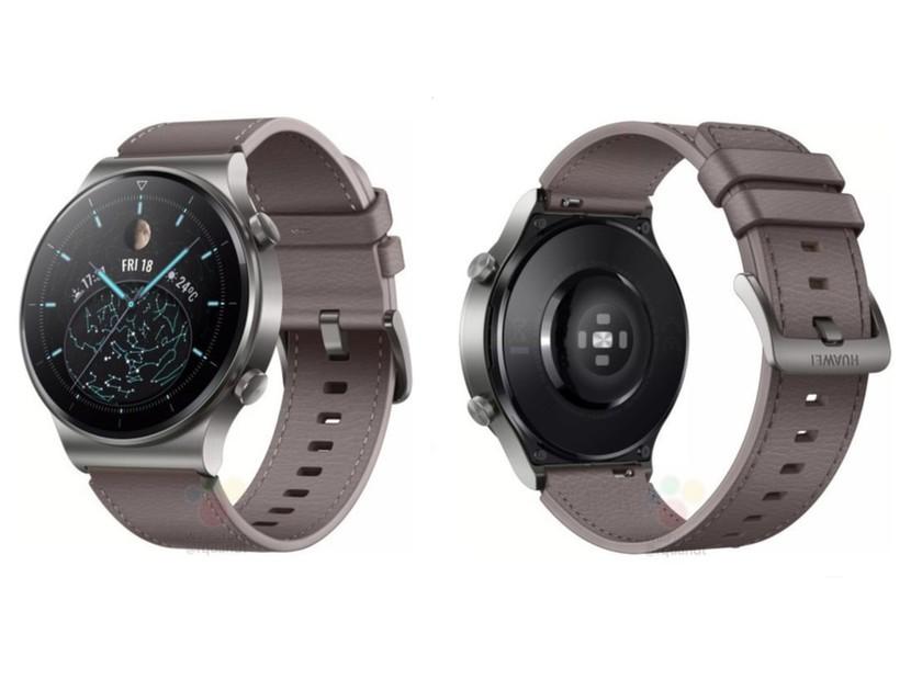 Huawei Watch GT2 Pro teszt Telefonguru