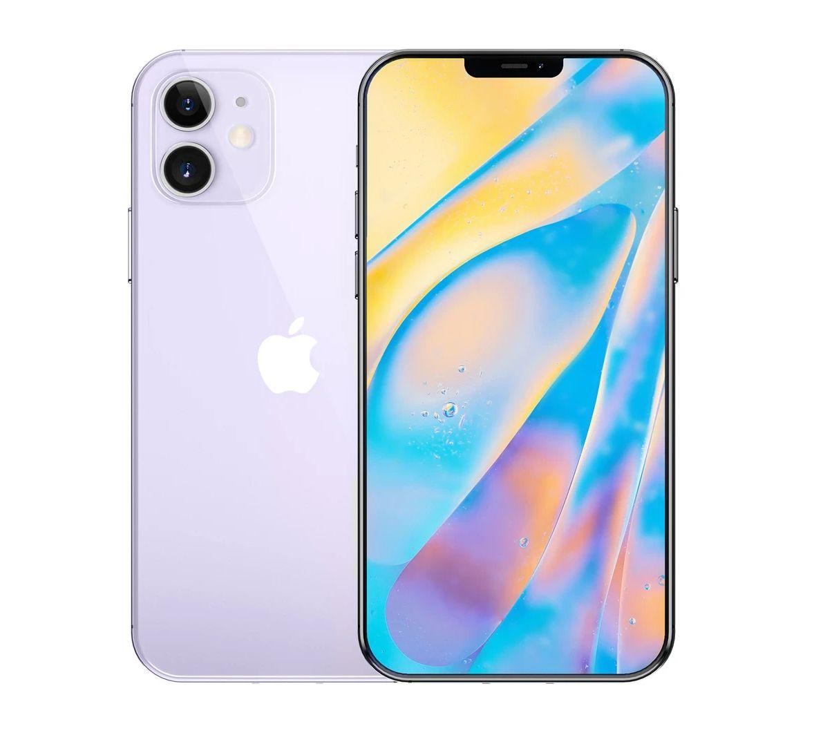 iPhone 12 mini, név megerősítve!