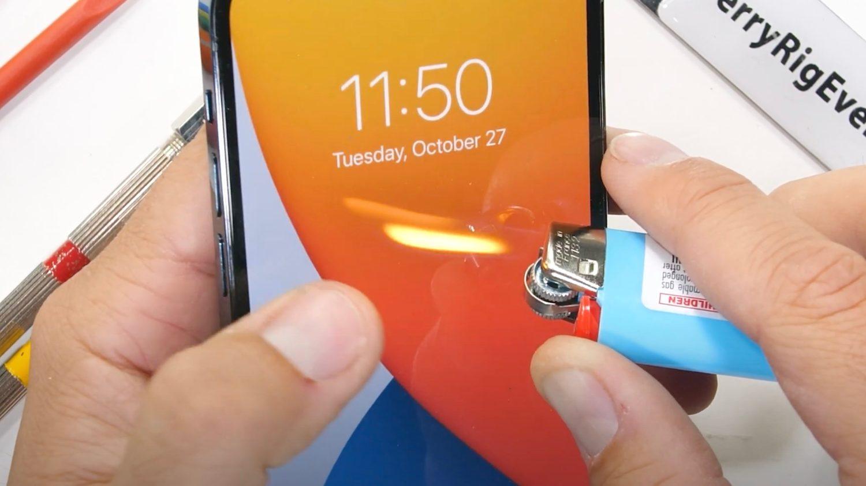 Stressz teszten járt az iPhone 12 Pro