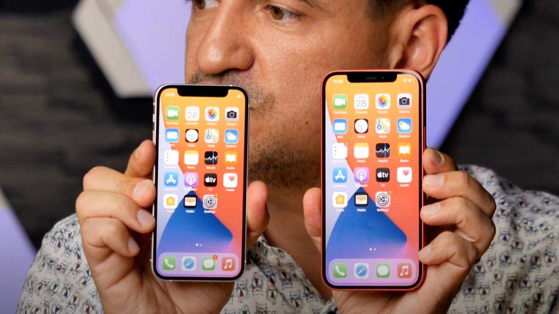 Kézben az iPhone 12 mini (40 perc videóval)