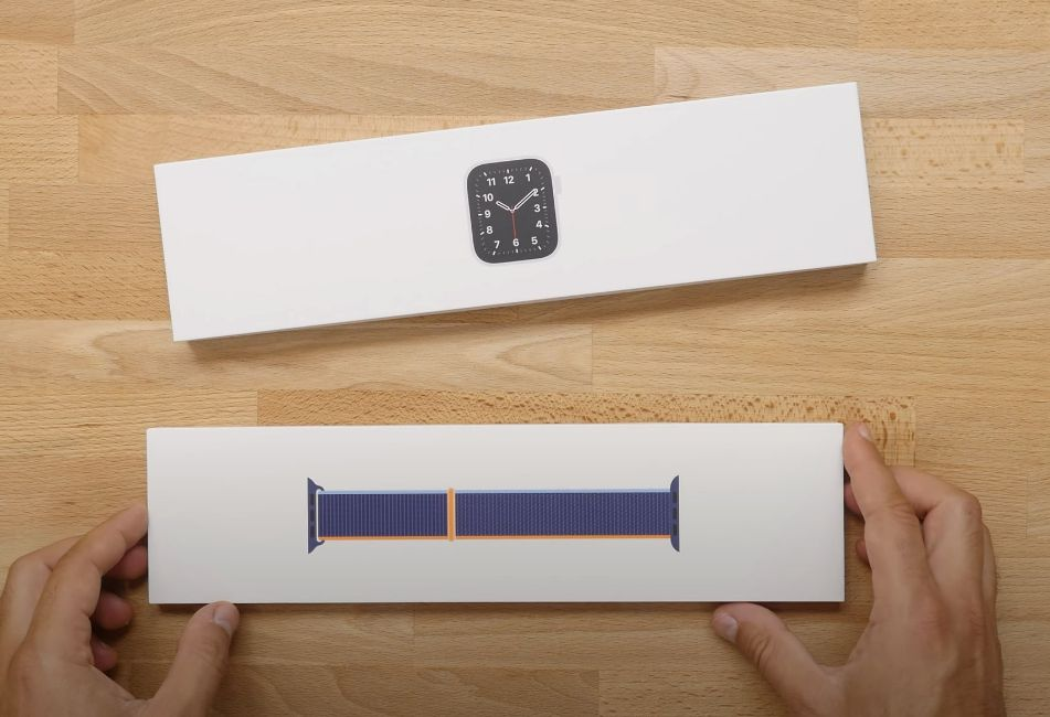 Apple Watch SE unboxing videó