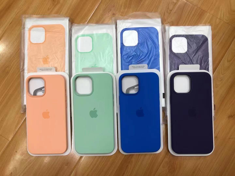 Vegyél tavaszra új iPhone 12 MagSafe tokot!