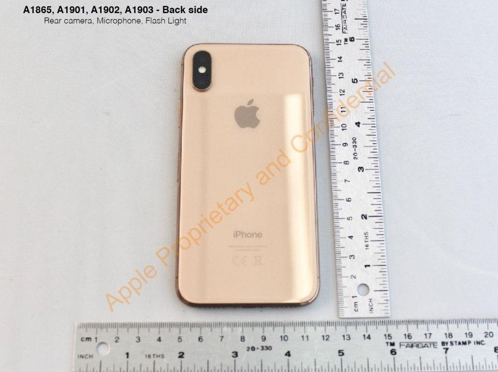 Az arany iPhone X természetesen ugyanazt a tudást kapja cd2e6adb69