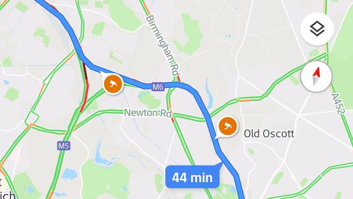 04aff81727 Egyelőre a Google a két, általa birtokolt térkép szolgáltatást egymás  mellett futtatja, ugyanis mindkettőnek más a fókusza. Míg a Waze az  autóvezetőknek ...