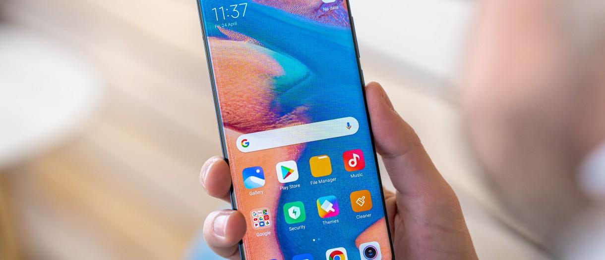 Xiaomi legújabb frissítése Európában